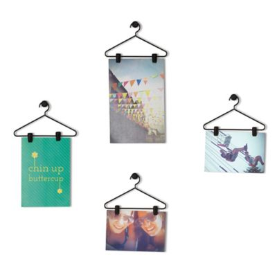 Umbra 4-Piece Hangster Photo Display