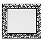 Stix Decorative Dry Erase Board in Black/White