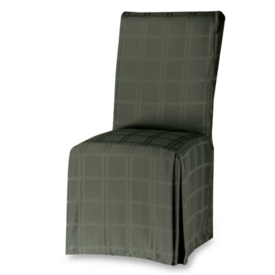 Origins Microfiber Peridot Dining Room Chair Cover