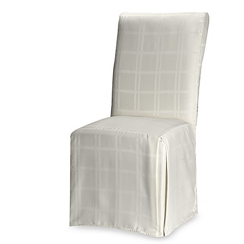 Origins™ Microfiber Dining Room Chair Cover in Bone