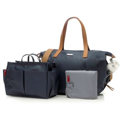 Storksak® Noa Diaper Bag in Navy