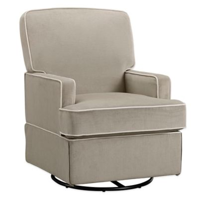 Bebe Confort® Lyon Swivel Glider in Taupe