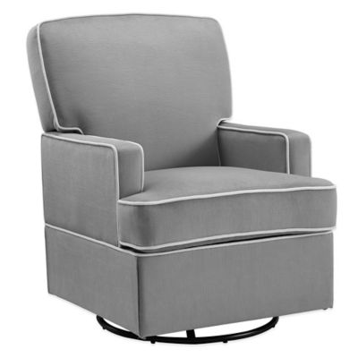 Bebe Confort® Lyon Swivel Glider in Graphite Grey