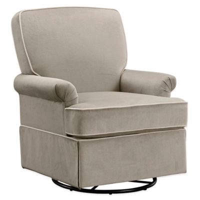 Bebe Confort® Barcelona Swivel Glider in Taupe