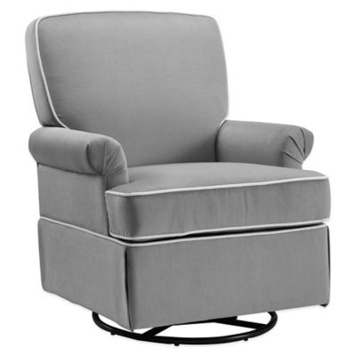Bebe Confort® Barcelona Swivel Glider in Graphite Grey