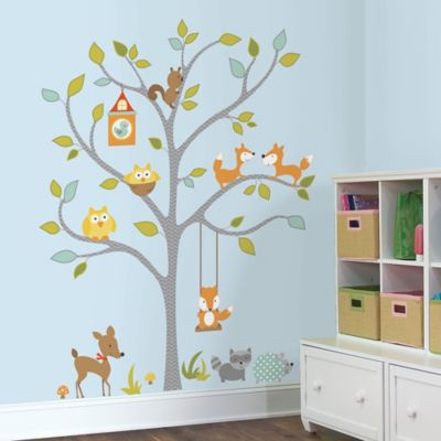 Stick Wall Decals