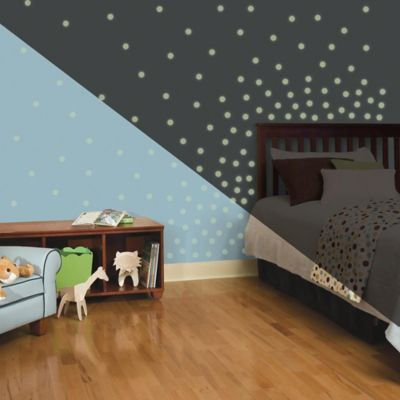 Dark Wall Decals Baby Wall Decor