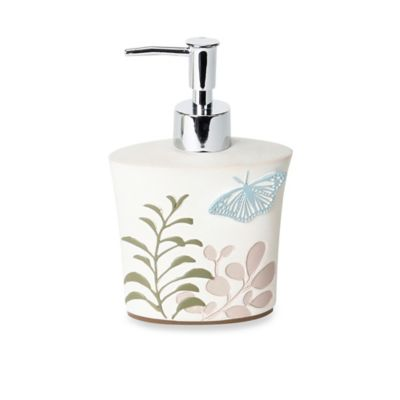 Fluttering Lotion Dispenser
