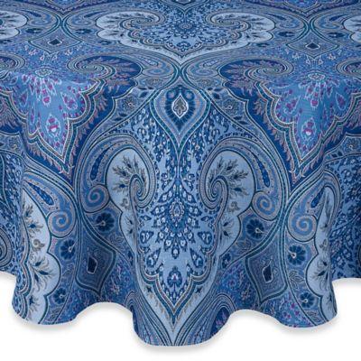 Echo Design™ Jakarta 70-Inch Round Tablecloth