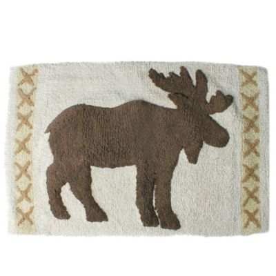 Silhouette Lodge Rug in Natural