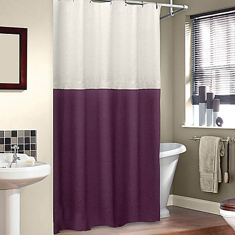 Buy Soho 50 Inch X 84 Inch Stall Shower Curtain From Bed