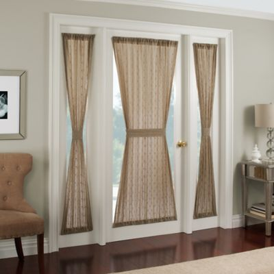Crystal Brook 40-Inch Door Panel in Parchment
