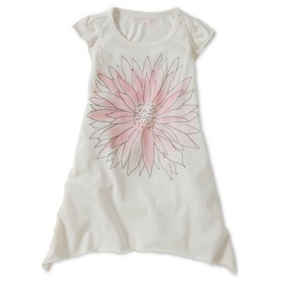 Burt's Bees Baby™ Size 2T Watercolor Daisy Organic Cotton Dress