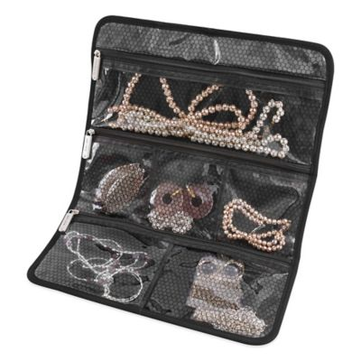 Travel Jewelry Roll Bag Bed Bath And Beyond