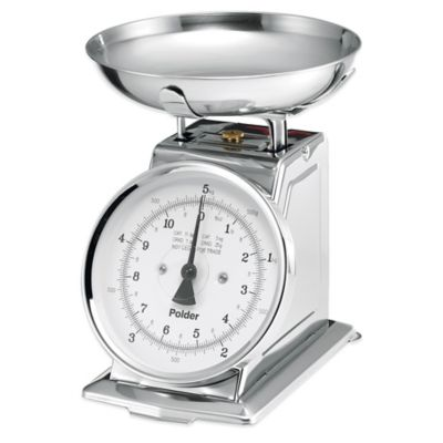 Polder Professional Food Scale
