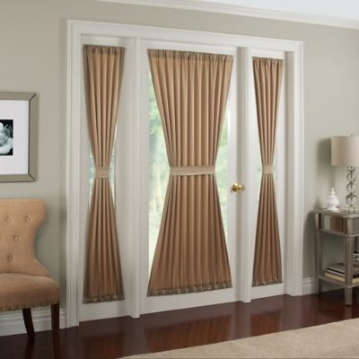 Window Treatments Using A Rod