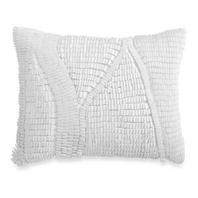 Anthology™ Scarlet Loop Oblong Throw Pillow