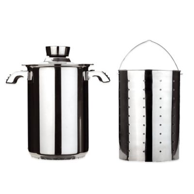 BergHOFF® Orion 5 qt. Covered Asparagus Pot
