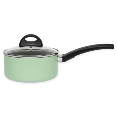 BergHOFF® Eclipse 6.25-Inch Covered Saucepan in Lime