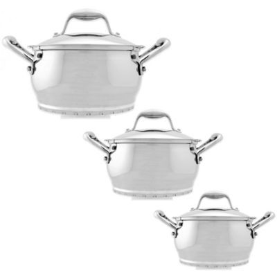 BergHOFF® Zeno 3 qt. Covered Dutch Oven