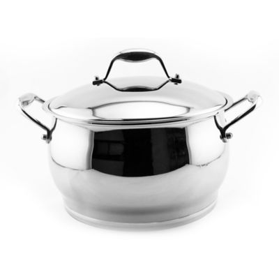 BergHOFF® Zeno 7 qt. Covered Stockpot