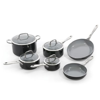 BergHOFF® Earthchef Boreal II 10-Piece Nonstick Cookware Set