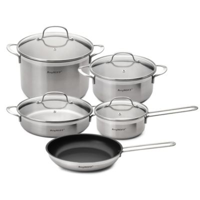 BergHOFF® Bistro 9-Piece Cookware Set