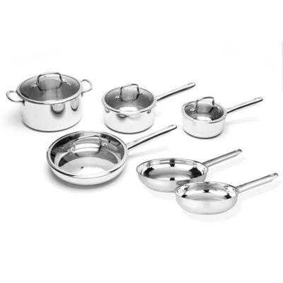 Boreal 10-Piece Cookware Set