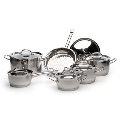 BergHOFF® Arosa 12-Piece Cookware Set