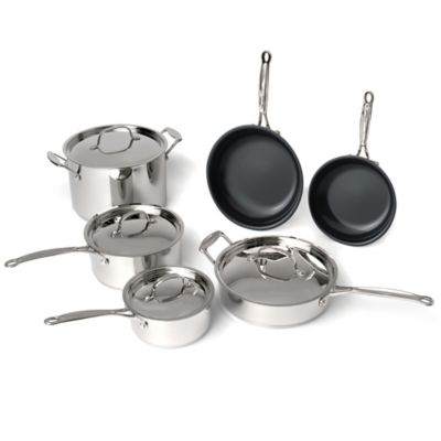 BergHOFF® Earthchef 10-Piece Cookware Set
