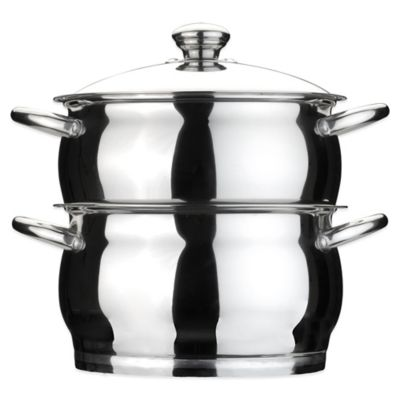 BergHOFF® Cosmo 4 qt. Double Steamer