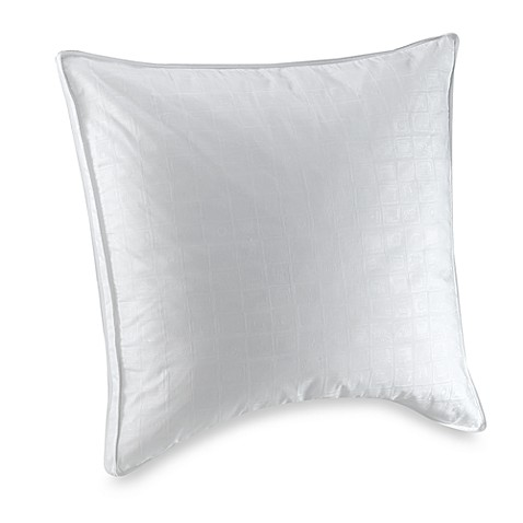 White Goose Feather European Square Pillow Bed Bath Amp Beyond