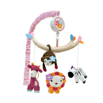 Lambs & Ivy® Jelly Bean Jungle Musical Mobile