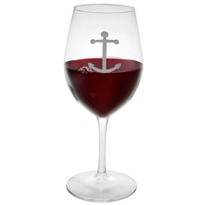 Anchor All-Purpose Glasses (Set of 4)