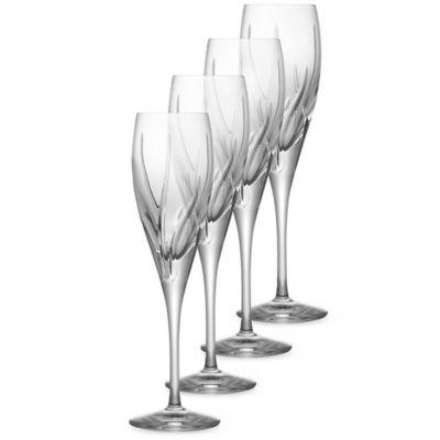 Agena Champagne Flutes