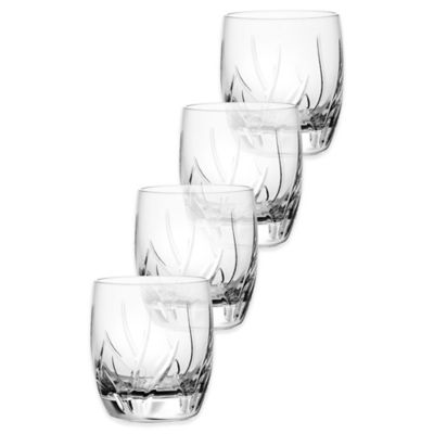 Mikasa® Agena Double Old Fashioned Glasses (Set of 4)