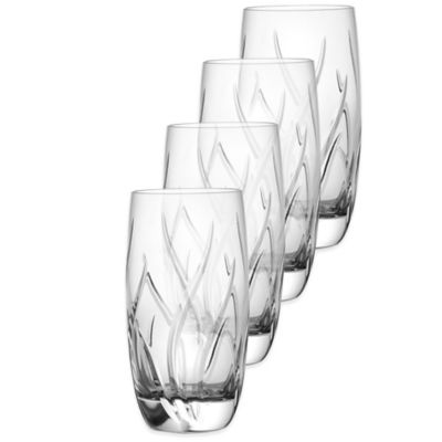 Mikasa® Agena Highball Glasses (Set of 4)