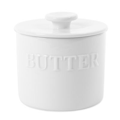 Everyday White® Butter Keeper