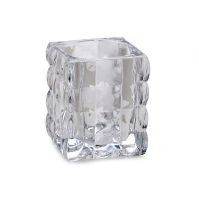 Mikasa® Celebrations Square Layered Votive Holder