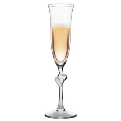 Artland® True Heart Toasting Flutes (Set of 2)