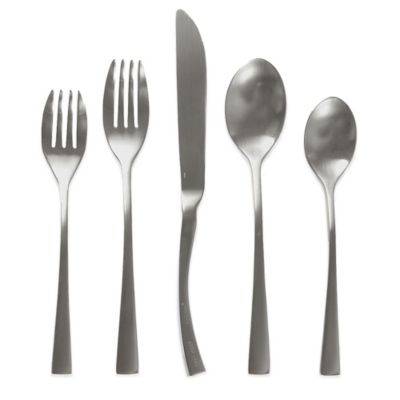 Matte 20-Piece Flatware Set