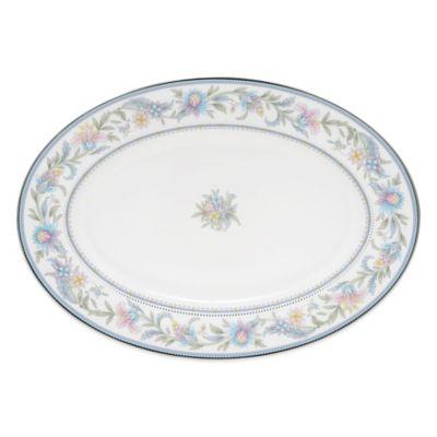 Noritake® Jardin Fleuri 16-Inch Oval Platter