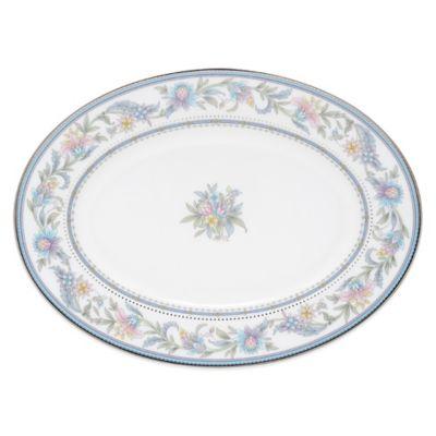Noritake® Jardin Fleuri 12-Inch Oval Platter
