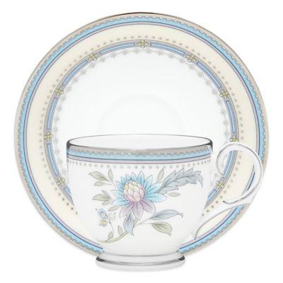 Noritake® Jardin Fleuri After Dinner Cup and Saucer