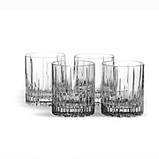 Mikasa® Arctic Lights Double Old Fashioned Glasses (Set of 4)