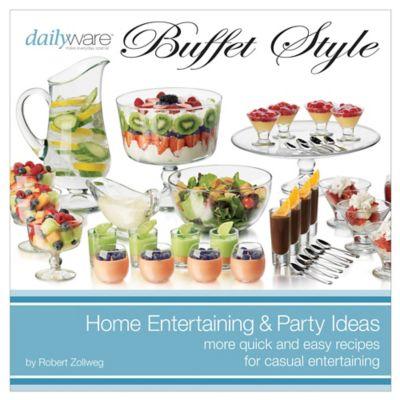 Dailyware™ Buffet Style Book