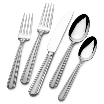 Bombay Adelaid 20-Piece Flatware Set