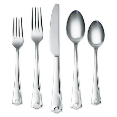 Corelle® by Cambridge Maya Mirror 45-Piece Flatware Set