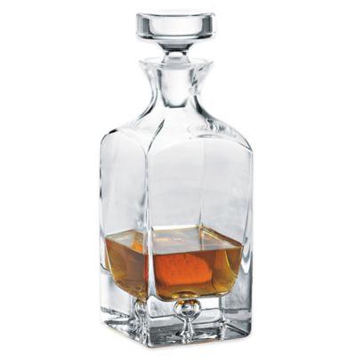 Dishwasher Safe Whiskey Decanter