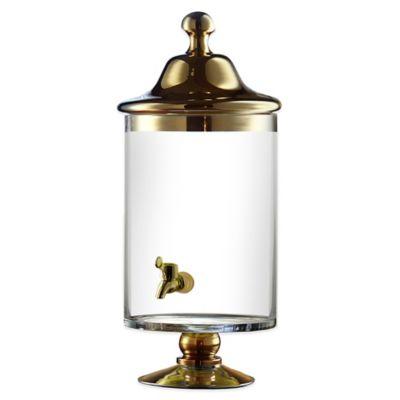 Bella Beverage Server in Gold